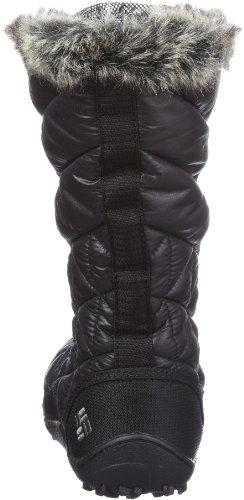 Columbia minx mediados bl3825 botas para la nieve para mujer Schwarz (Black 010) (Schwarz (Black 010))
