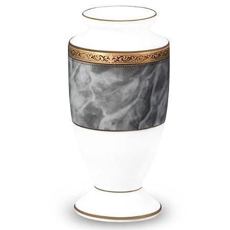 Noritake Majestic Black Urn Vase 6 14 Amazon Kitchen Home