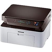 Impressora Multifuncional Laser Mono 110V, Samsung Sl-M2070/Xab, Branco