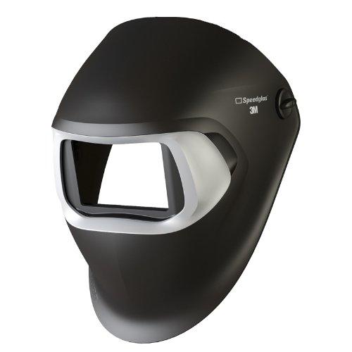 3M Speedglas Black Welding Helmet 100, Welding Safety 07-0012-00BL, without Headband and 3M Speedglas Auto-Darkening Filter by 3M Personal Protective Equipment (Image #2)