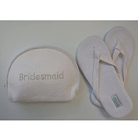 a3e6b2404 Flexflop Bridesmaid Flip Flops  Amazon.co.uk  Kitchen   Home
