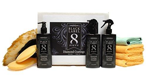 (PINNACLE Black Label Diamond Coating Maintenance Kit)