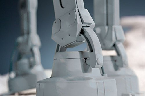 Revell- Maqueta Star Wars AT, Easy Kit Modelo, Escala 1:53 (6715)(06715), 37,5 cm de Largo (