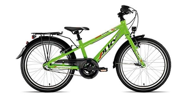 Puky Cyke 20-3 Light - Bicicleta Infantil (Aluminio), Color Verde ...