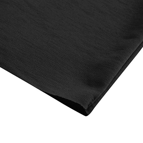 Sleevel Noir Chic T Tops Trydoit Casual Shirt Dames Femmes Blouse Chemise Long pPpYTq6w