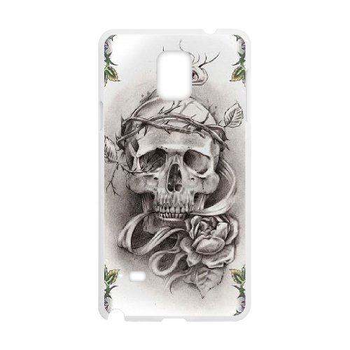 VNCASE Skull Phone Case For samsung galaxy note 4 [Pattern-5]