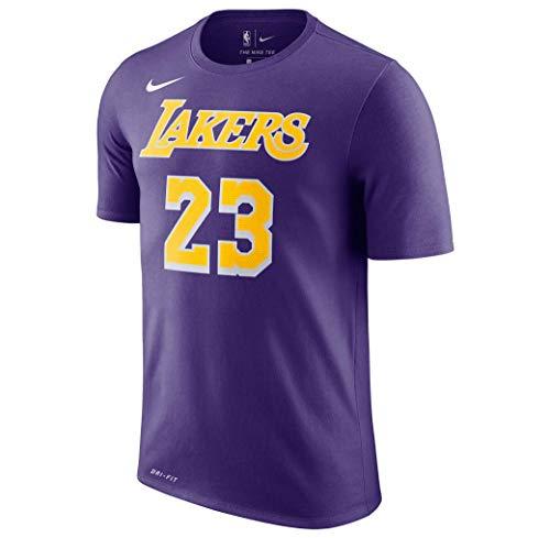 LeBron James Nike dri-fit Lakers shirt