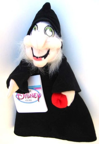 Snow White and the Seven Dwarfs Evil Witch Bean Bag Plush by Disney
