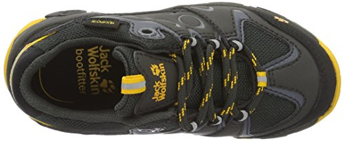 Pictures of Jack Wolfskin Unisex MTN Attack 2 Texapore Low K Hiking Boot, Burly Yellow, 5 M US Big Kid 2