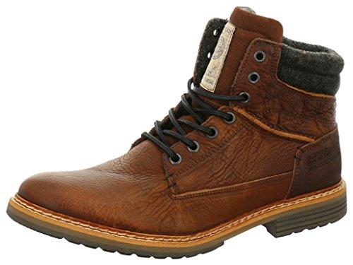 BULLBOXER 318-k8-3690g-cobk - Botas de Piel para hombre marrón