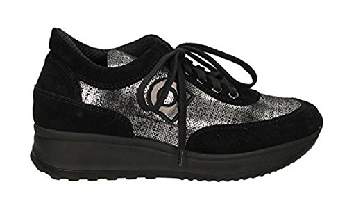 Black 5 Women's Cross Trainers AGILE Black black RUCOLINE BY 2 U6CnPxHqw