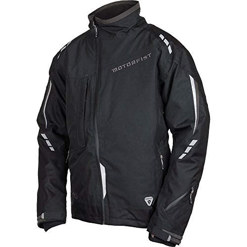 - Motorfist Carbide Jacket 20843 (2XL, Stealth)