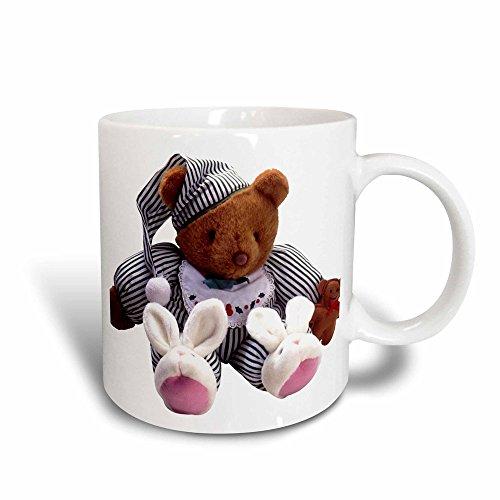 3dRose Teddy Bear Magic Transforming Mug, 11-Ounce