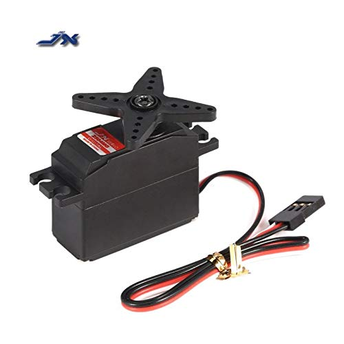 JX PDI-2504MG 4.8V-6V 4KG Metal Gear Digital Core Servo for RC 450 500 Helicopter Fixed-Wing Airplane - Airplane Parts Wing