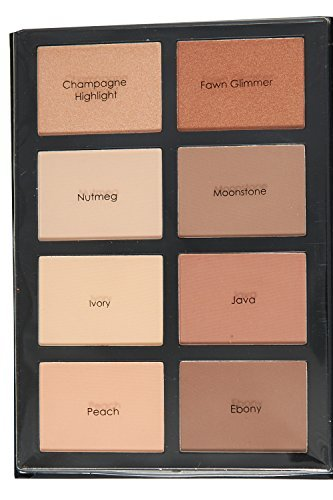 Profusion Contour Kit - Premium Contour and Highlight Palette for Flawless Contouring and Highlighting by Profusion