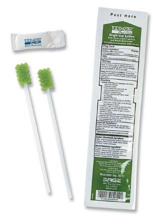 Toothette Oral Swab Kit, 6013 – Box of 50