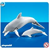 Playmobil 7363 Dolphin with Baby