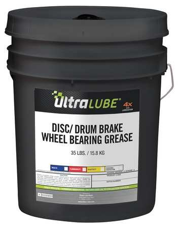 Bearing Grease, 5 Gal, Blue, NLGI Gr2 by ULTRALUBE