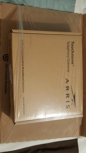 Arris Tg862g Docsis 30 Residential Gateway With 80211n 4 Port