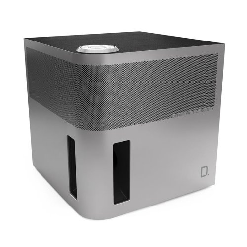 Definitive Technology Cube Wireless Bluetooth Speaker - Tap Cube Polar