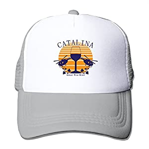 Catalina Wine Mixer Baseball Hats Caps\r\nAsh Man/Woman
