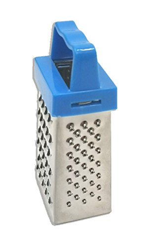 Kitchen Collection Mini Grater - Assorted Colors 08575 (Mini Cheese Grater)