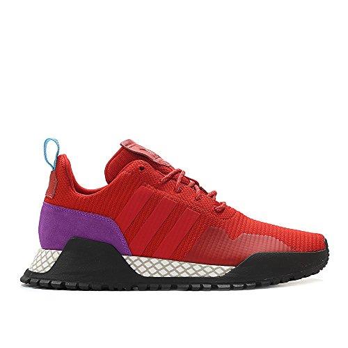 Adidas F / 1.4 Pk Uomo Rosso / Scarlatto / Viola Shock
