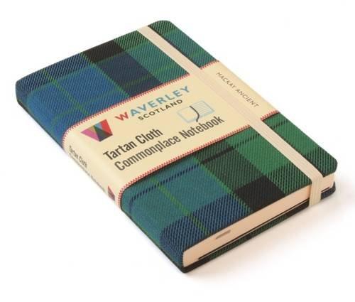 Mackay Ancient (Waverley Genuine Scottish Tartan Notebook)