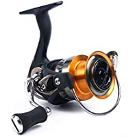 WPE Fishing Reel Carbon Body/Frame Lightweight 7.9oz with...