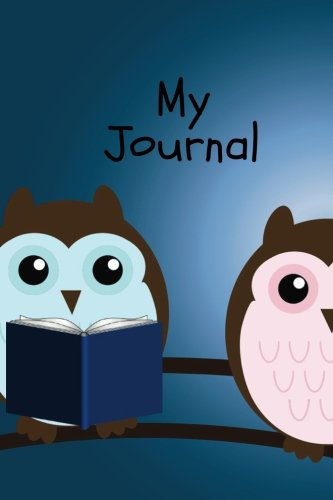 """My Journal: Owl Cover 