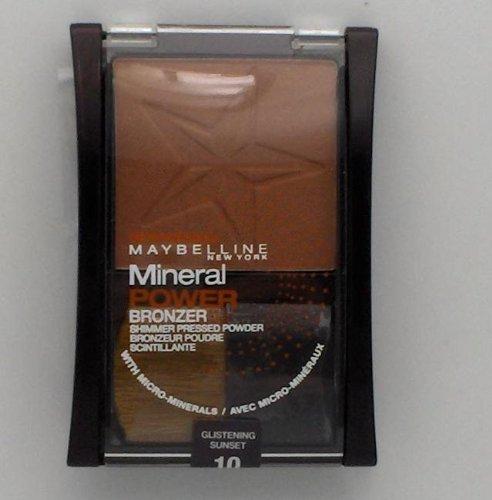 Maybelline Mineral Power Bronzer - 8