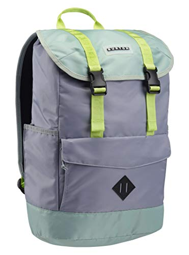 Burton Outing Backpack, Lilac Gray Flight Satin ()