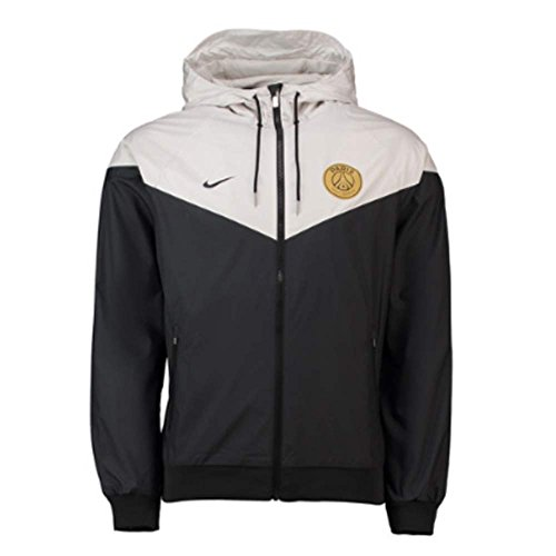 Uomo Paris Light Nike Black Black Giacca Saint Germain Bone dIgqwq1A