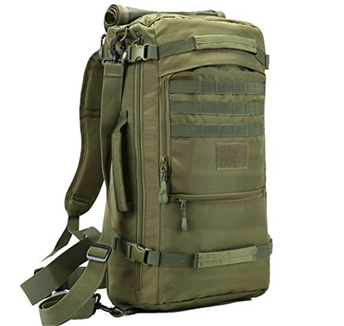 Men's Outdoor Hiking Backpack Hiking Camping Waterproof Oxford Backpack