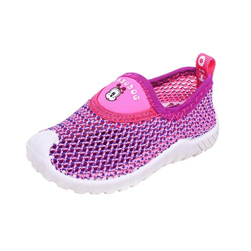 Infant Kids Baby Boys Girls Mesh Candy Color Sport Run Sneakers Casual Shoes