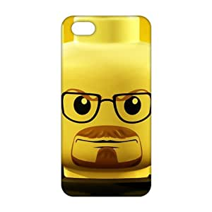 Evil-Store Yellow cute little doll 3D Phone Case for iPhone 5C