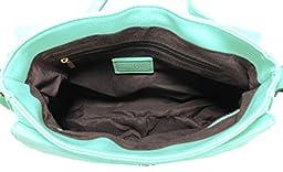 Scarleton Trendy Dual Pocket Crossbody Bag H186853 - Mint