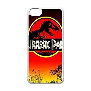 Generic Design Back Case Cover iPhone 5C Cell Phone Case White dinozavry fon kino Bdpxu Plastic Cases