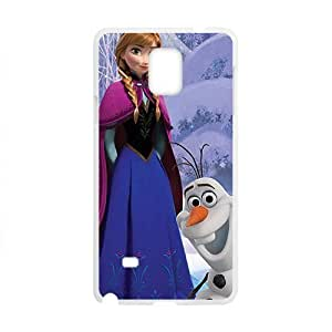 Frozen beautiful unique practical Cell Phone Case for Samsung Galaxy Note4 hjbrhga1544