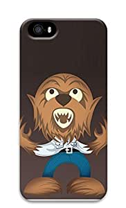 iPhone 5 5S Case I Badly 3D Custom iPhone 5 5S Case Cover