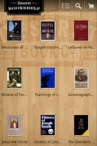 Amazon Deseret Bookshelf For Older Devices Appstore Android