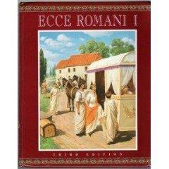 ECCE ROMANI HARDCOVER STUDENT EDITION LEVEL 1 2000C