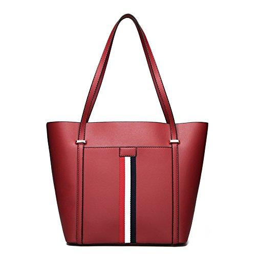 Zxcb Casual Shoulder Bag Tote Bag Classic Women Shopping Bag High Volume Travel Multipurpose Network