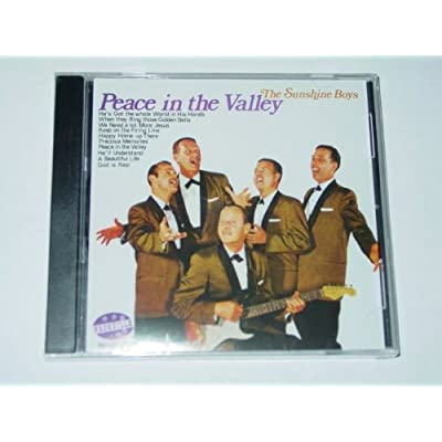 Sunshine Boys - Peace in the Valley - .com Music