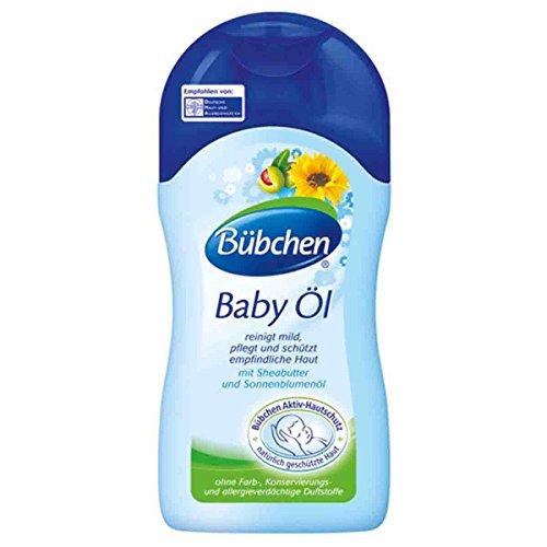 BÜBCHEN Baby Öl 400 ml Öl