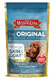 The Missing Link - Original All Natural Superfood Dog Supplement- Balanced Omega 3 & 6 to support Healthy Skin & Coat – Skin & Coat Formula – 1 lb.