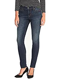 Hot Sale Curvy Skinny Mid-Rise Jeans For Women!