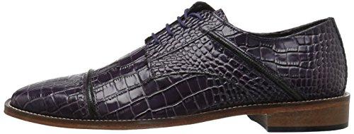 Choose SZ//color Details about  /Stacy Adams Men/'s Raimondo Cap-Toe Croc-Print Lace