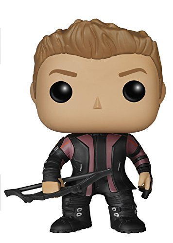 Funko POP Heroes: Marvel Avengers 2: Hawkeye (Marvel Avengers Collectible Stand compare prices)