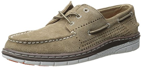 Sperry Top-Sider Men's Billfish Ultralite Perf Suede Boat Shoe Tan